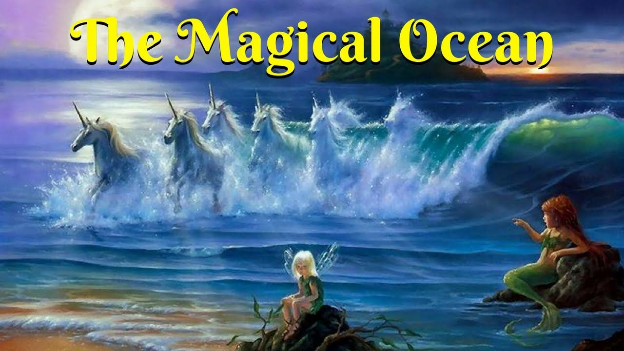 Sleep Music For Kids Bedtime Meditation Music For Kids The Magical Ocean Sleep