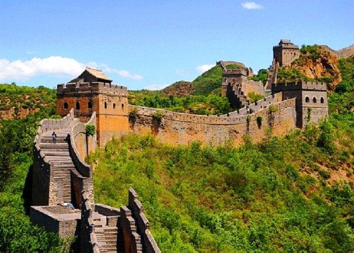 Great Wall of China with China Holidays
