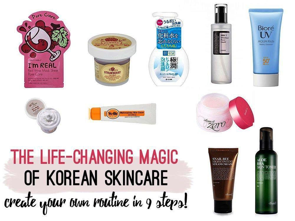Korean Skin Care Routine Tips Plus Korean Beauty Products Ho Chi Minh Beneath Skincarerx Logo Like Korea Korean Skincare Routine Korean Skincare Face Skin Care