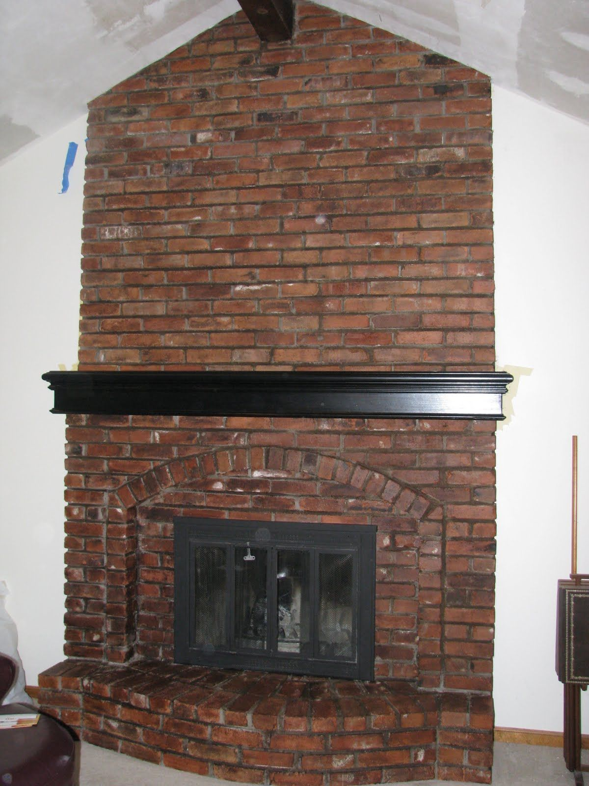 Remodeled Fireplace ideas for family roomwith a few extra