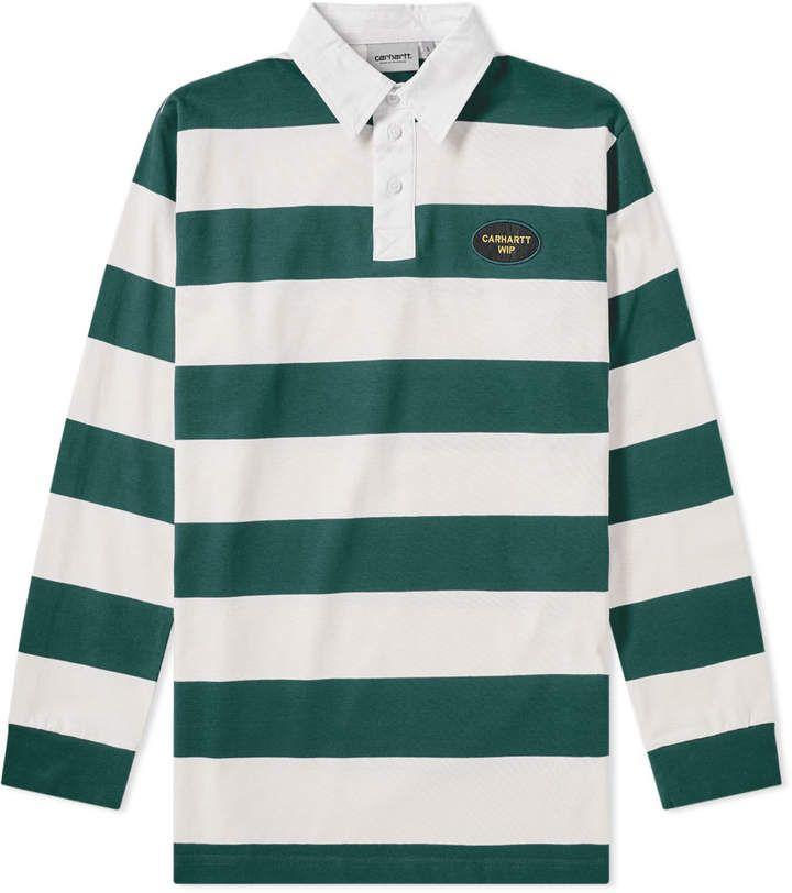 b5992edea Carhartt Wip Roslyn Rugby Shirt in 2019