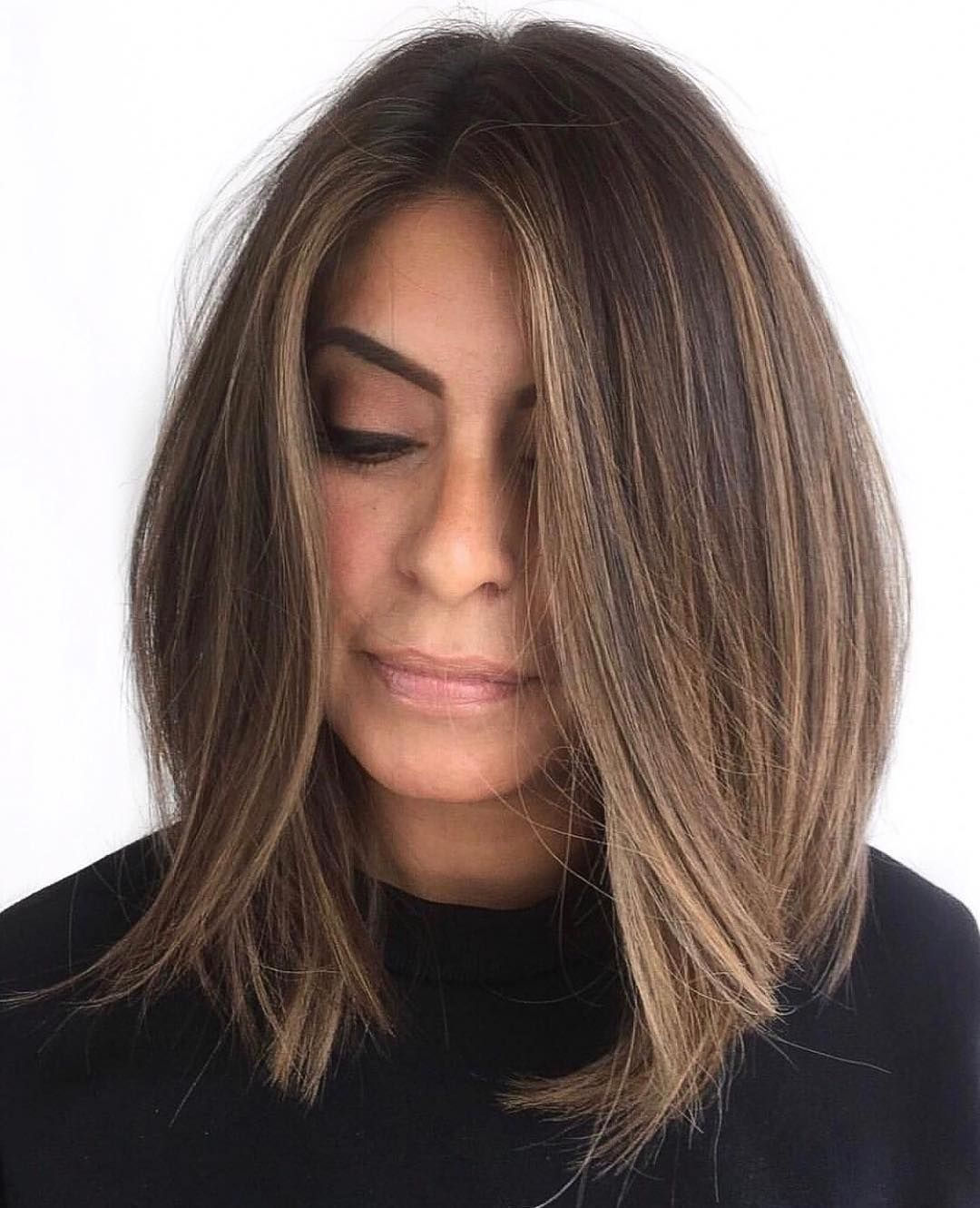 "Elle Salon Chicago on Instagram: ""Feeling like you need to go dark and chop off your hair because it's Fall and everyone else is doing it? You right. Hair by @jtlapek"""