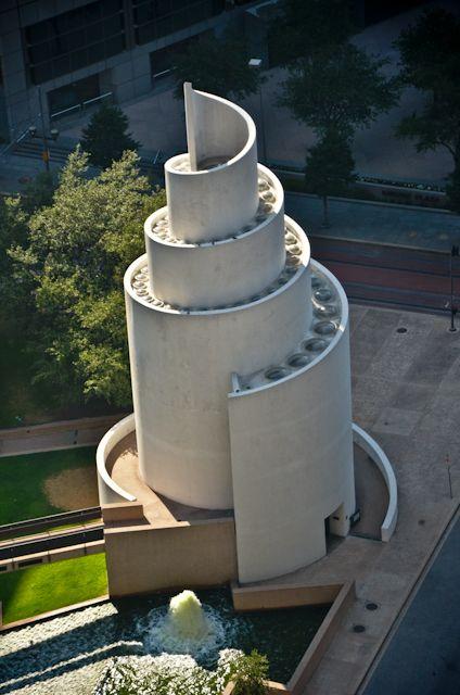 Thanks-Giving Square Park, Chapel & Museum, Dallas
