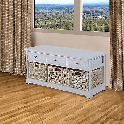 Awesome Furniture Hartleys 2 Drawer Farmhouse Hallway Storage Bench Pdpeps Interior Chair Design Pdpepsorg