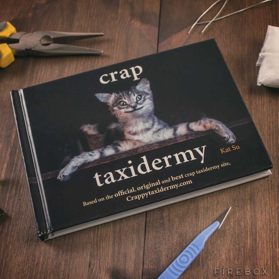 Crap Taxidermy | Personality Gifts | Pinterest