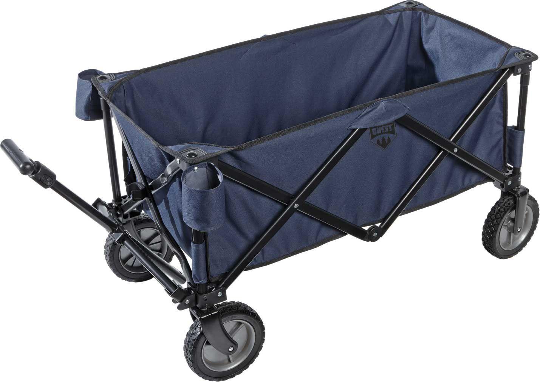 Quest Folding Sports Wagon, Blue in 2019 Sports wagon