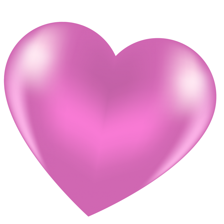 Pink Heart Png Image Free Download Pink Heart Background Pink Heart Pink