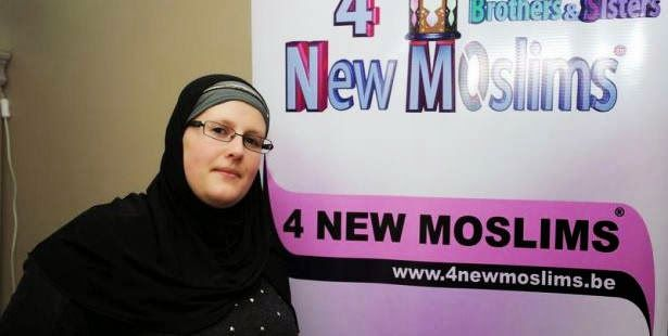 Veronique Cools | A Woman who helps over 1,000 Belgians converts to Islam