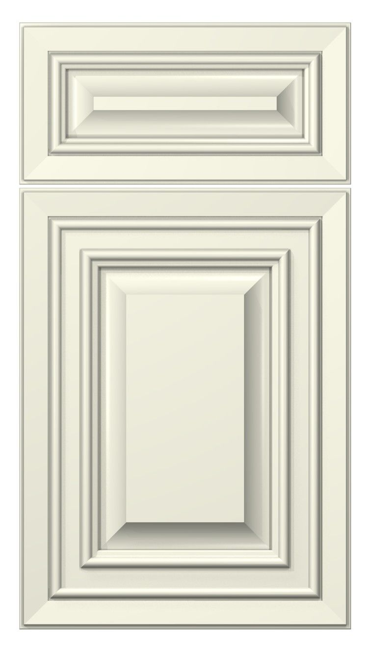 florence door style :: painted :: antique white #kitchen #cabinets #doors - Florence Door Style :: Painted :: Antique White #kitchen #cabinets