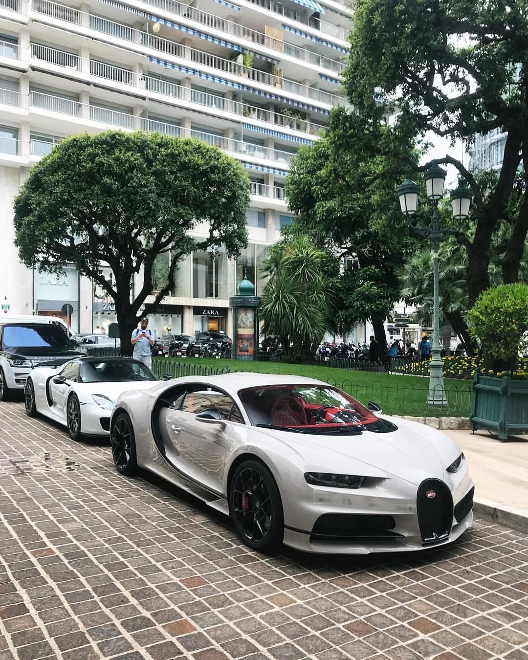 Decent Start To The Day New Chiron With Full Red Interior And A