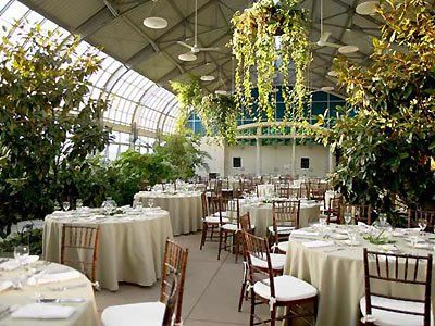 Garfield Park Conservatory Chicago Illinois Wedding Venues 1