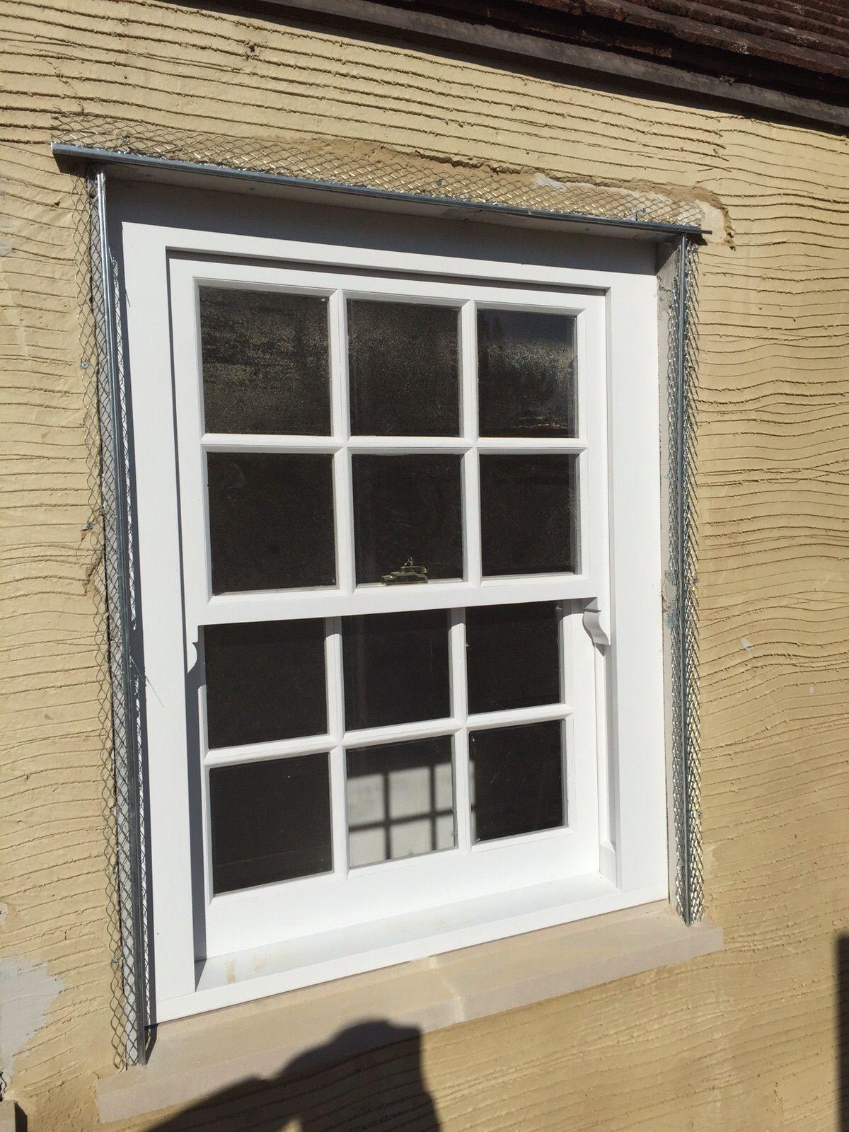 Single Glazed Georgian Project Windows Supplied By Timber Windows