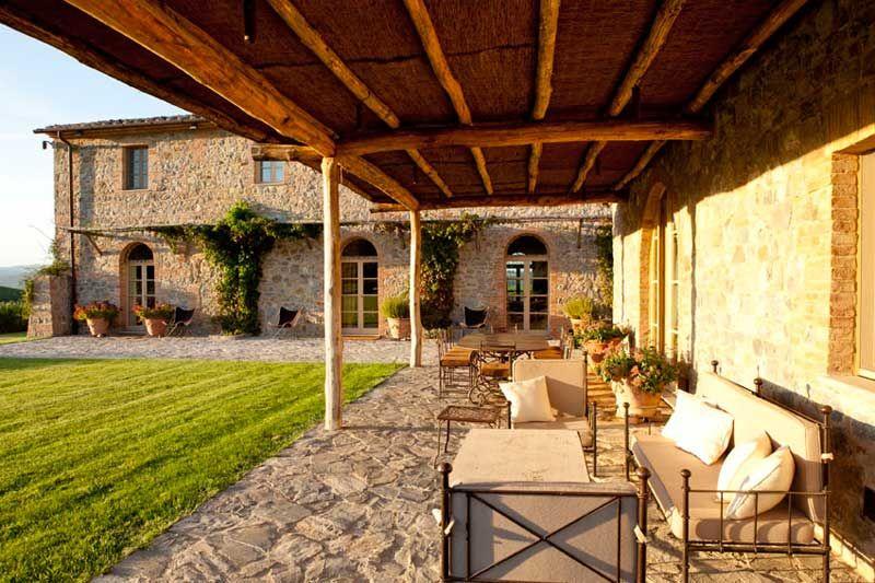 Villa Gauggiole, Tuscany | Luxury Retreats | dreamhouse | Pinterest ...
