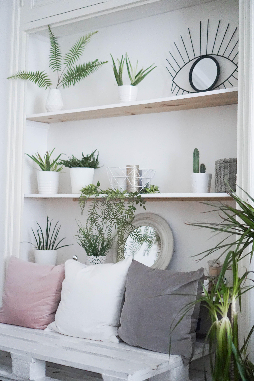 Decoration salon home decor appartement parisien apt d co maison d coration int rieure - Diy deco salon ...