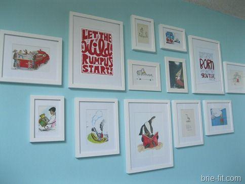 Framed Prints Of Children S Books