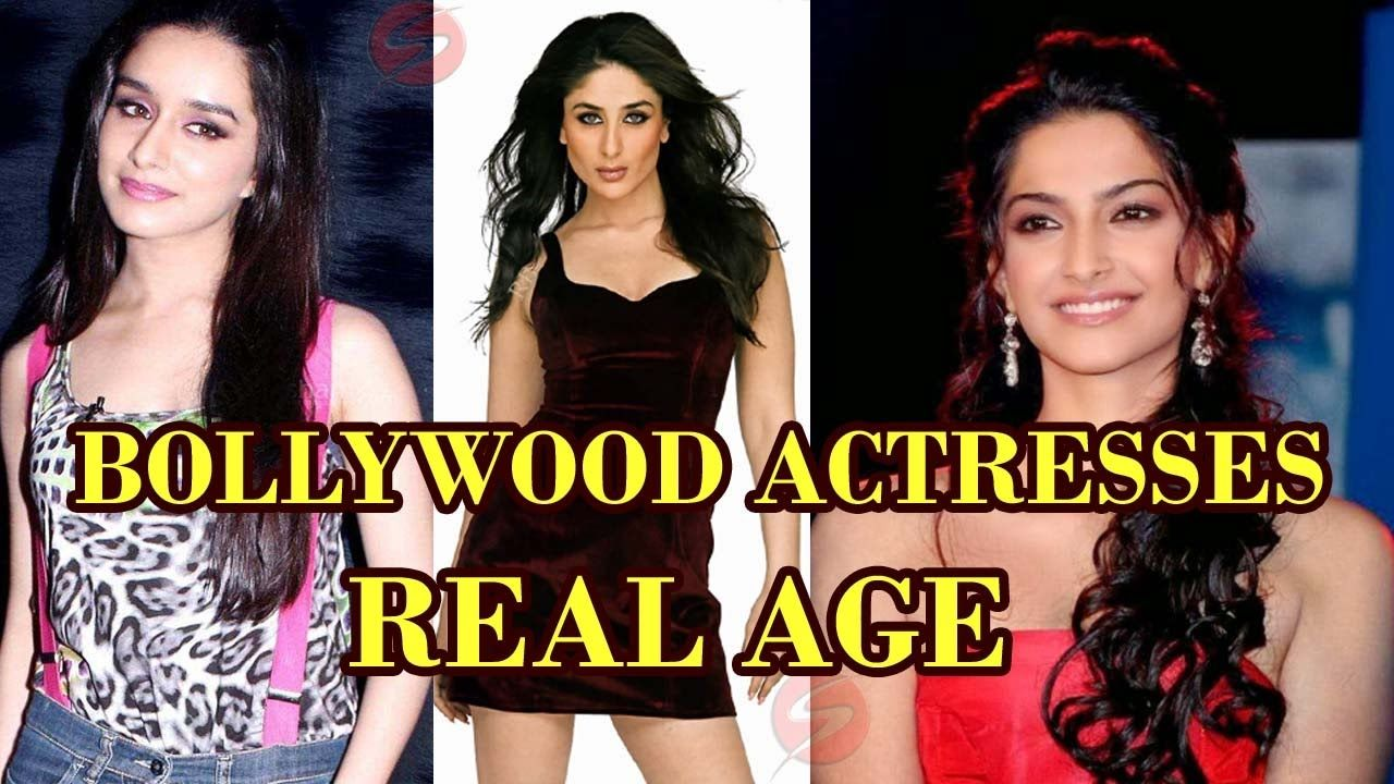 picture List of actresses predominantly in Hindi films