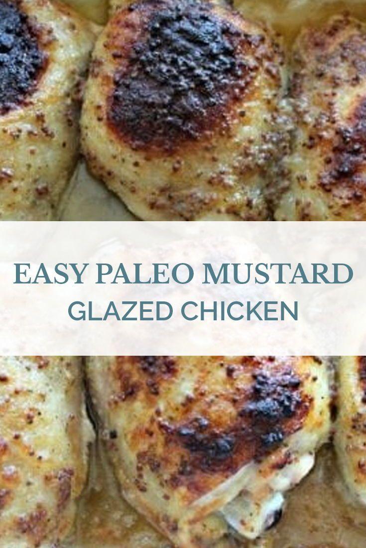 Healthy & Delicious Paleo Glazed Chicken Recipe