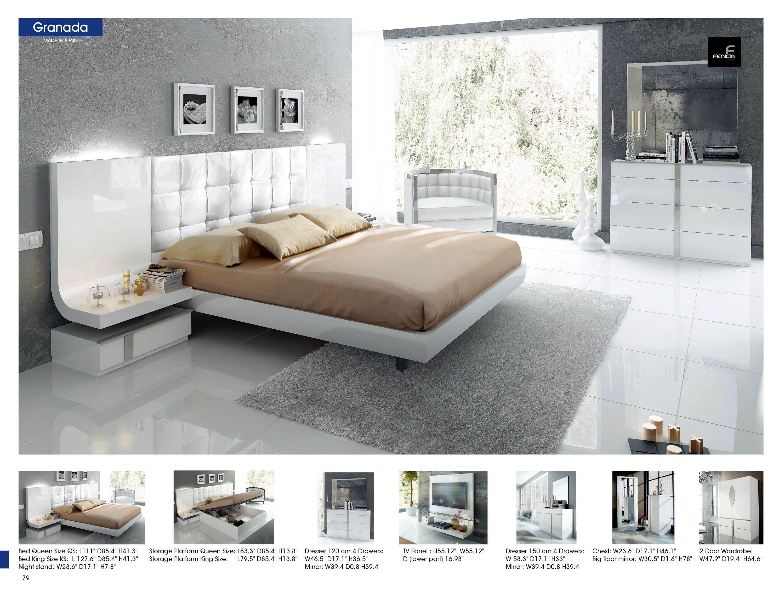 Esf Granada Bedroom