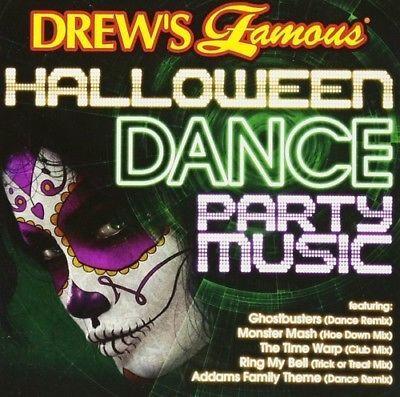 Christmas Songs And Album Various Artists - Halloween Dance Party - halloween dance ideas