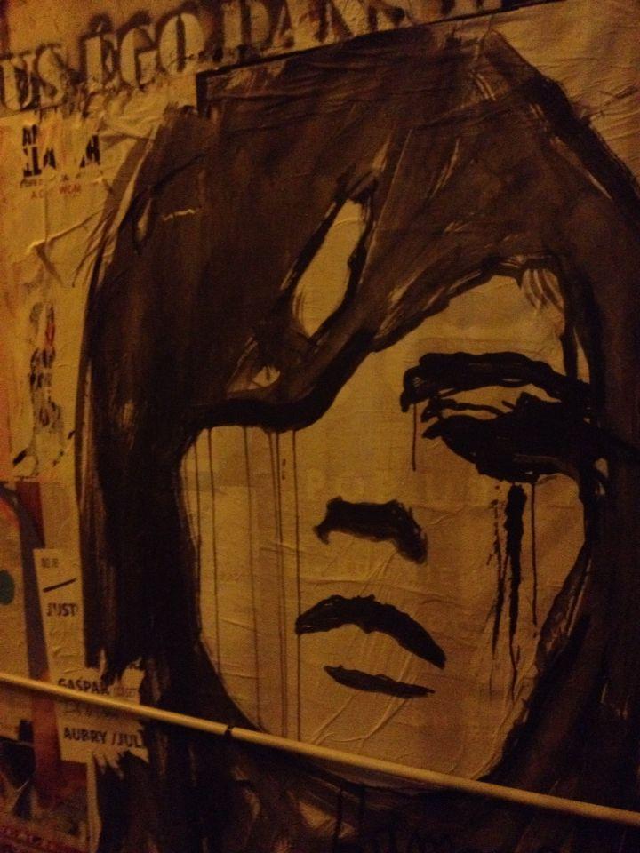 Arte di strada a Marais