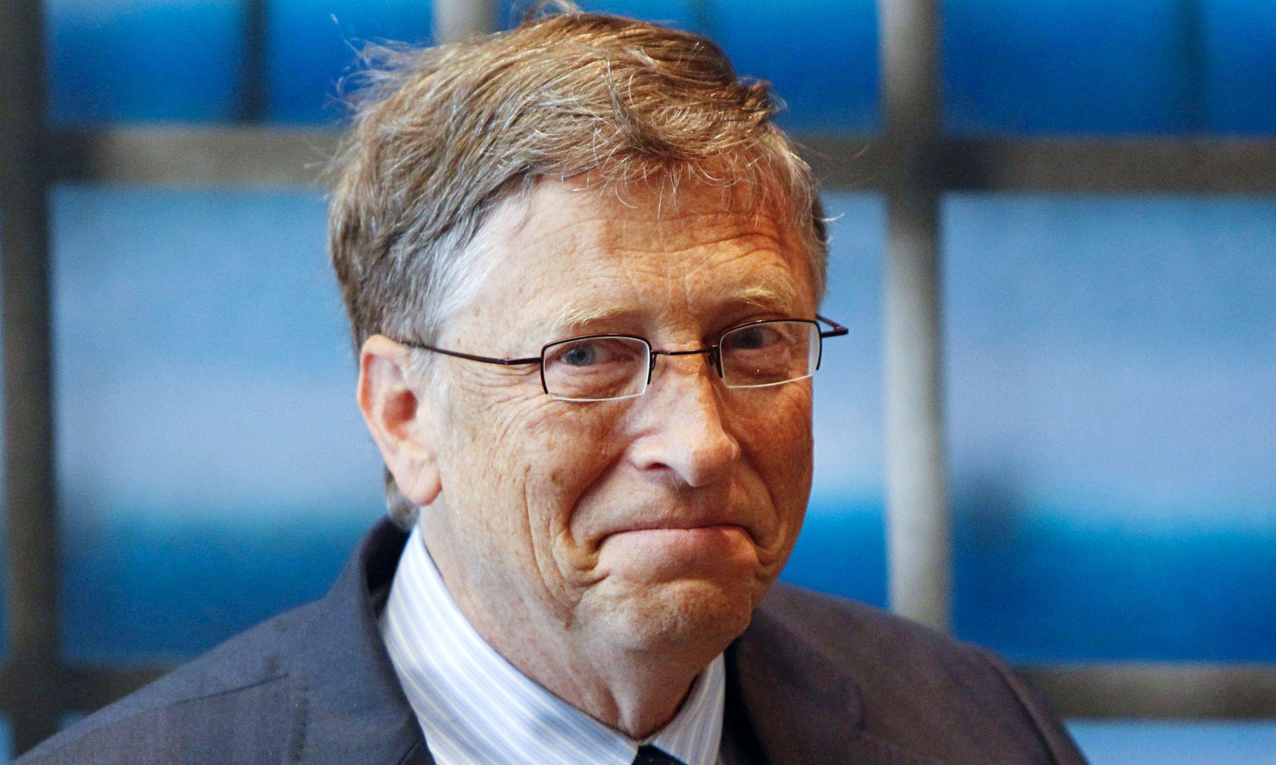 Bill Gathes Biography Bill Gates Lutte Billes
