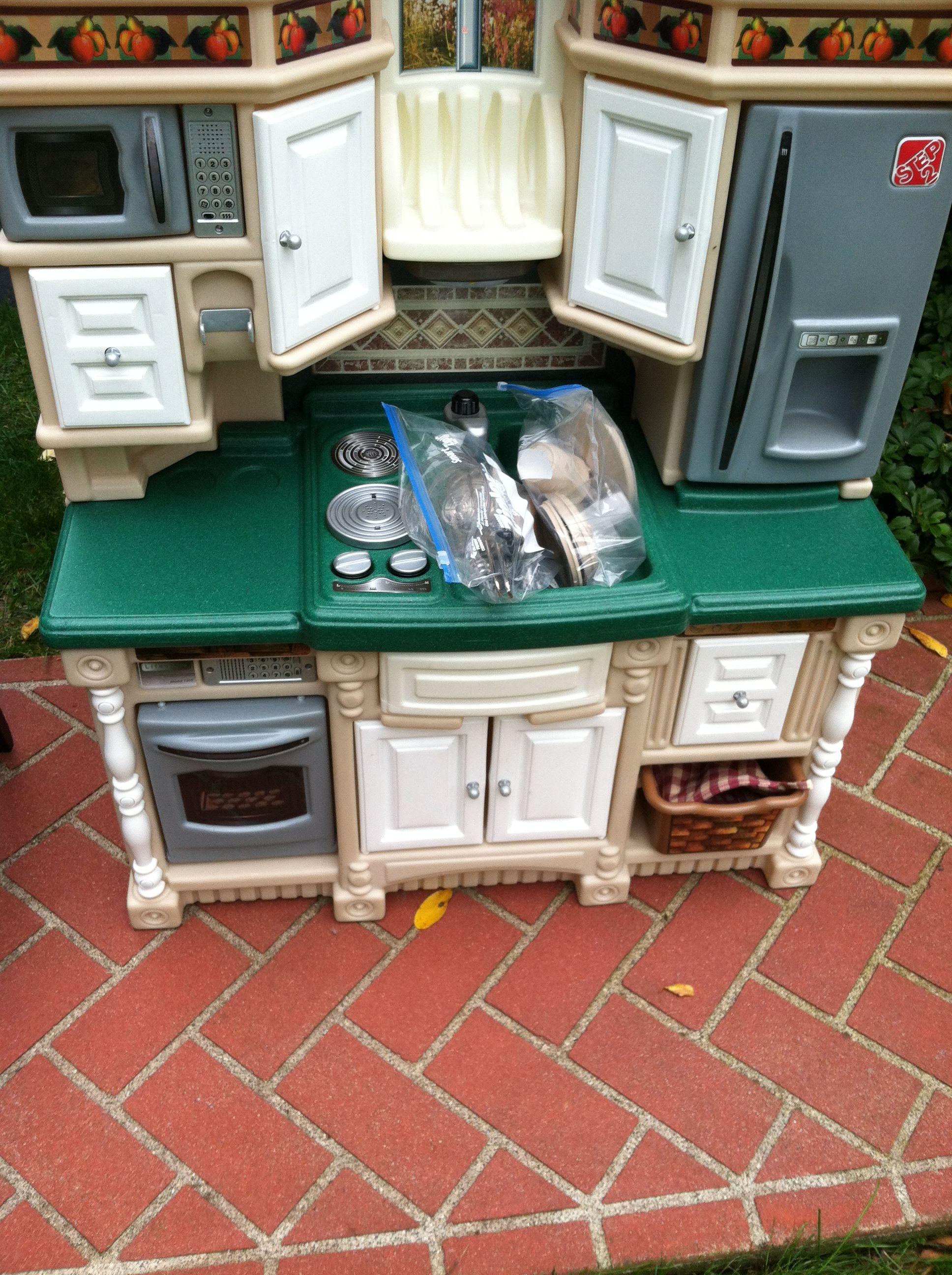 Children S Play Kitchen What A Find