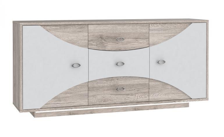 Credenza Conforama : Soggiorno componibile wave conforama casa dolce mirror