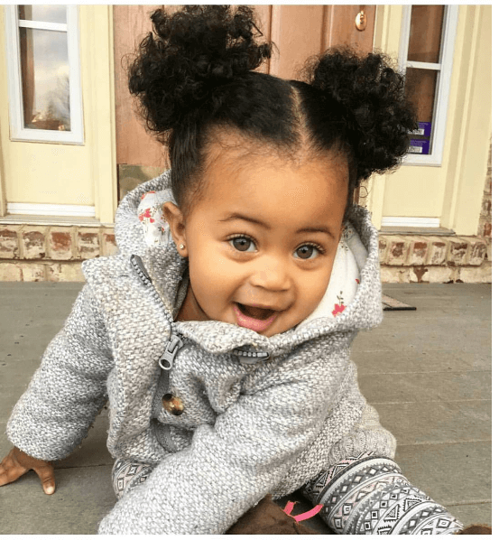Children's Natural Hairstyles How To Moisturize Children's Natural Hair  Natural And Protective