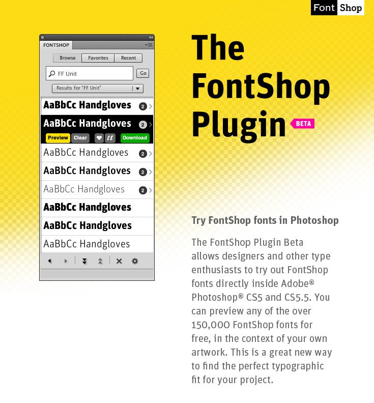 Finally, you can try the font that fit your project without buy it