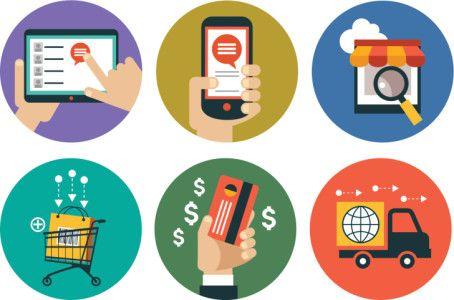 online retailers website