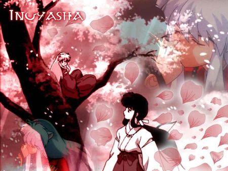 Inuyasha And Kikyo True Love Inuyasha Wallpaper Id 451322