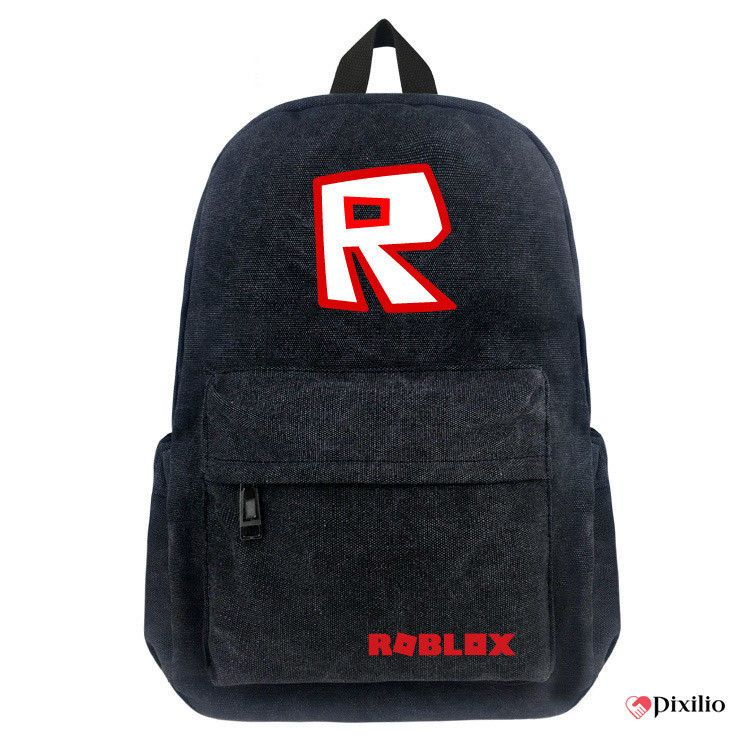 Roblox Backpack Kids School Bag Students Boys Bookbag Handbags Cute Travel Hot