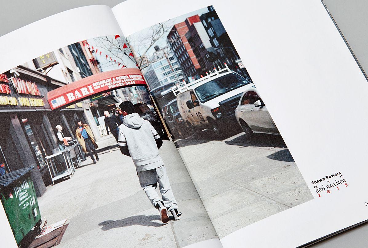 Spread Magazine Issue 01 #zine #spreadmagazine #skate #shawnpowers #supreme #palace