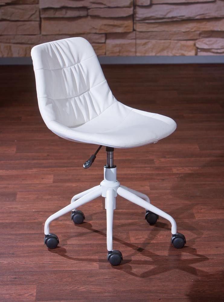 Goedkope Witte Bureaustoel.Chaise De Bureau Jan Witte Bureaustoel Een Klassieker Bureau
