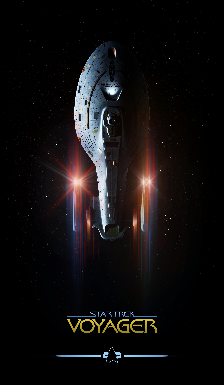 Imgur Com Star Trek Posters Star Trek Wallpaper Star Trek Voyager