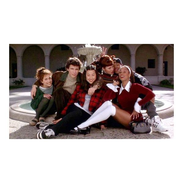 """Best Movie Ever? """"Clueless"""" ❤ liked on Polyvore featuring clueless, pictures, images, people and pics"""