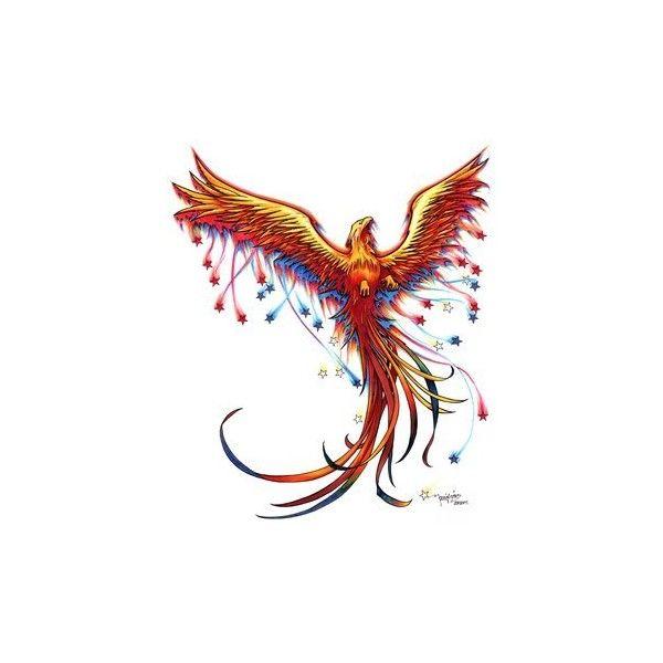 Japanese Tattoos Japanese Phoenix Tattoo Found On Polyvore Phoenix Bird Tattoos Phoenix Tattoo Design Phoenix Tattoo