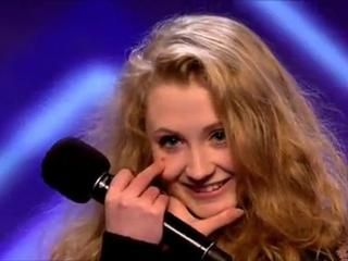 Janet Devlin - Your Song - The X Factor HD 2011 - The voice of an angel!