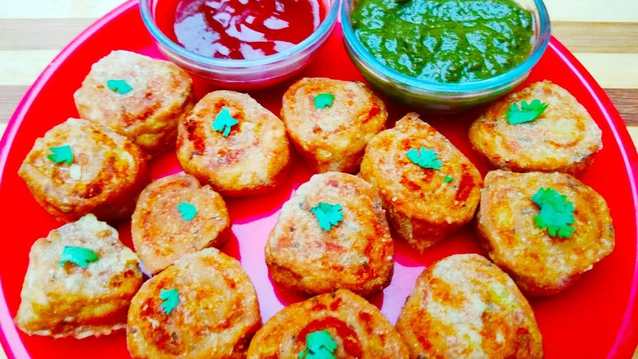 Easy and Healthy Breakfast made with wheat flour, healthy breakfast, How to make Indian break...
