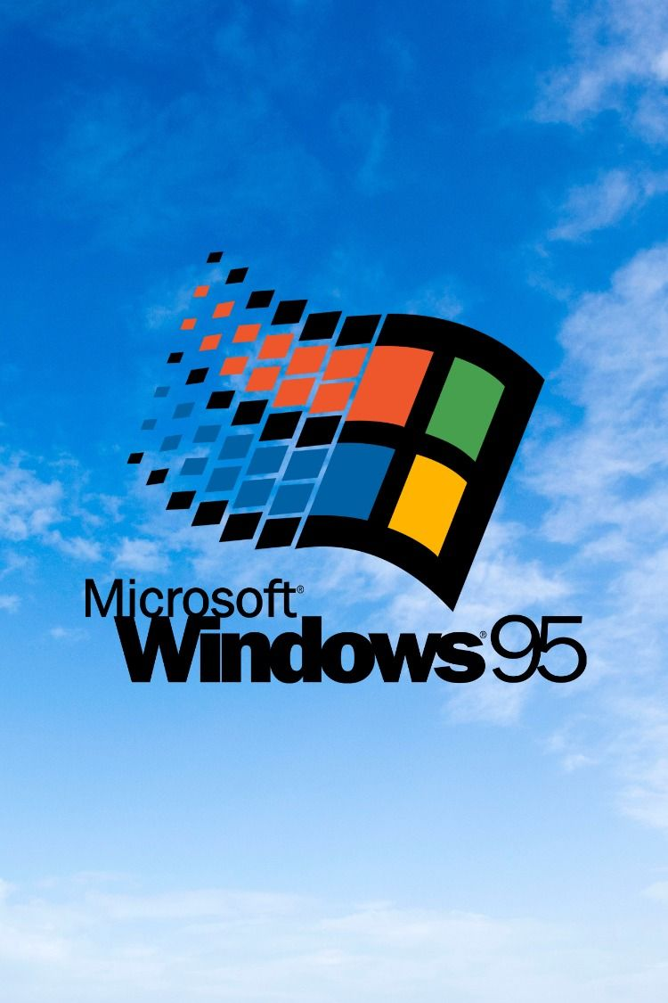 Microsoft Windows 95 Wallpaper Windows 95 Huawei Wallpapers Retro Wallpaper