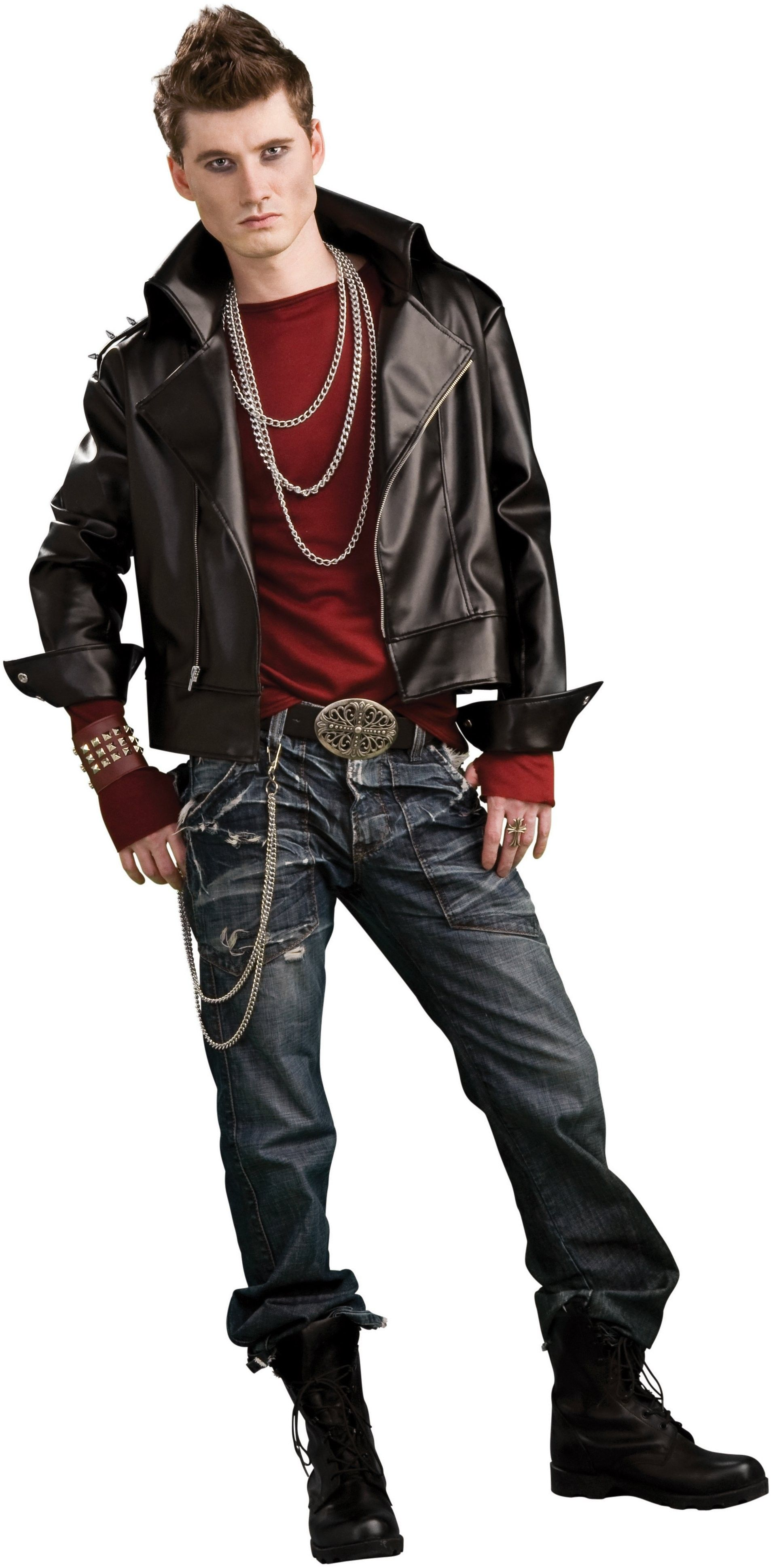 Diy Vampire Costume Men Diy vampire costume men Biker