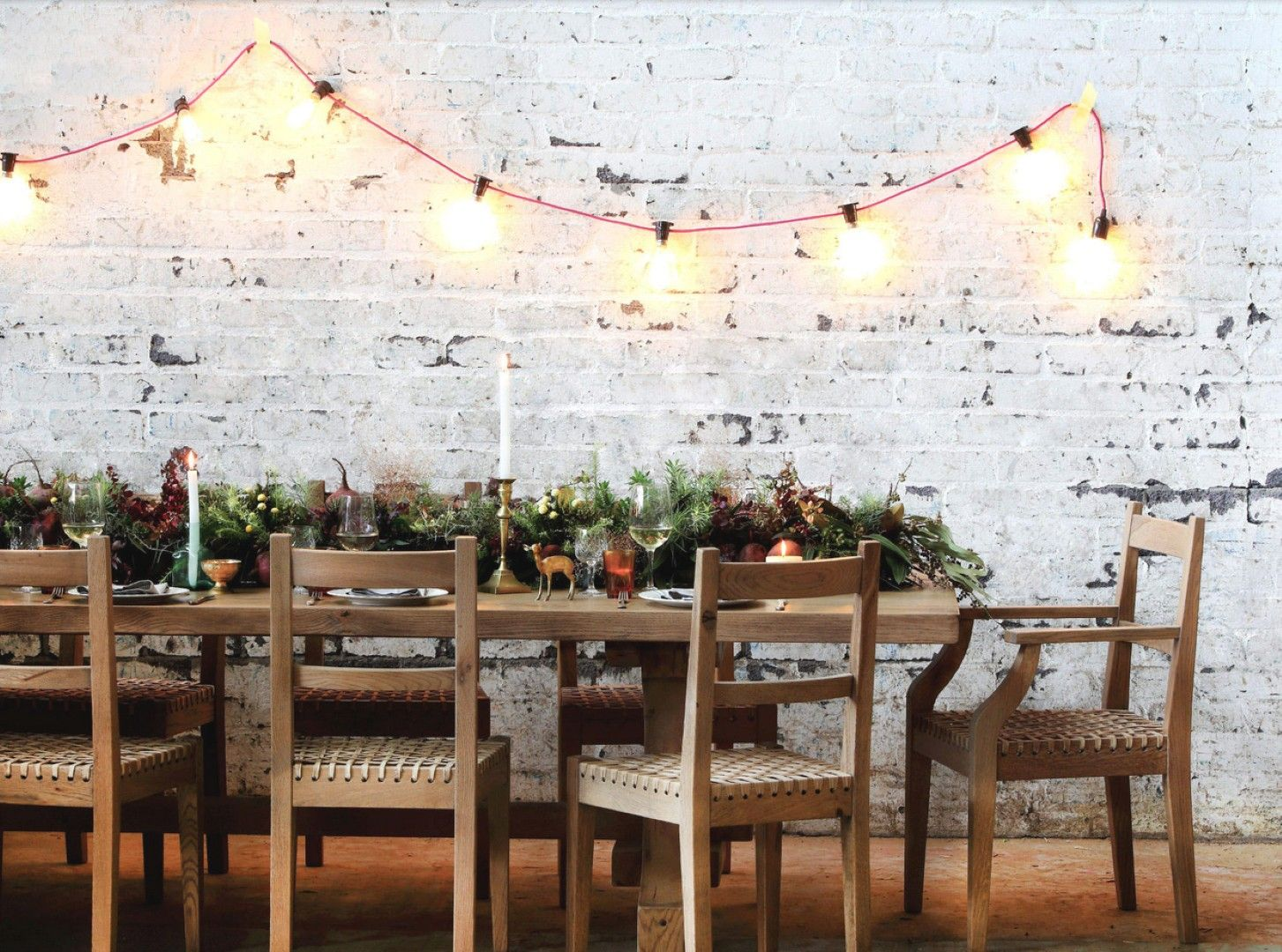 A Perfect South African Christmas Table With Pierre Cronje