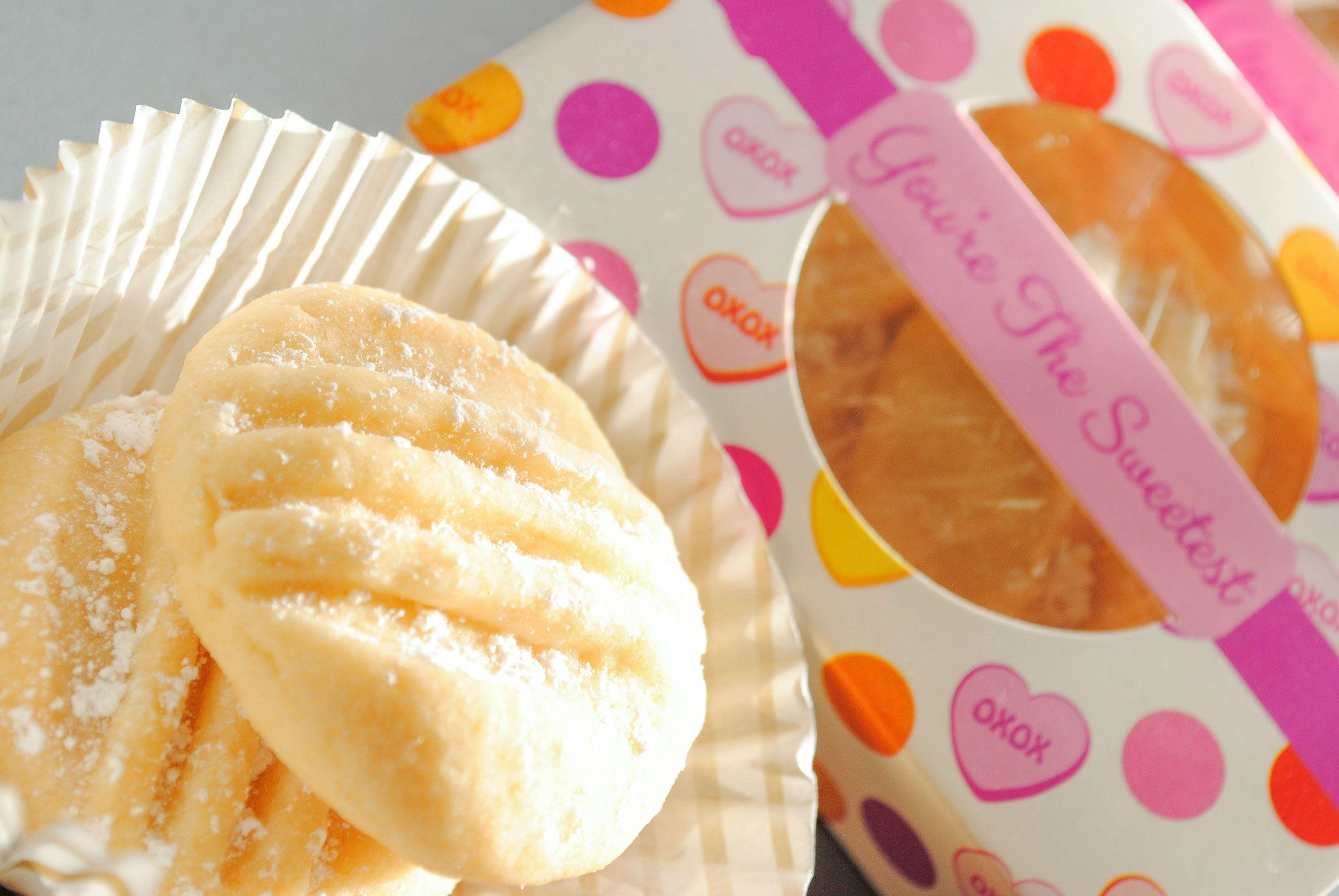 Acooba's Valentine's Day Shortbread =)