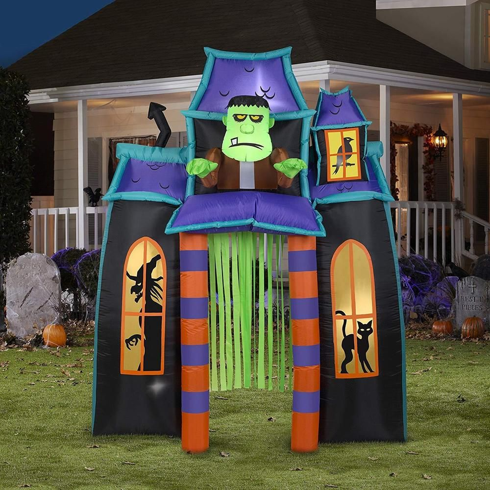 Inflatable Decor Outdoor Archway Door