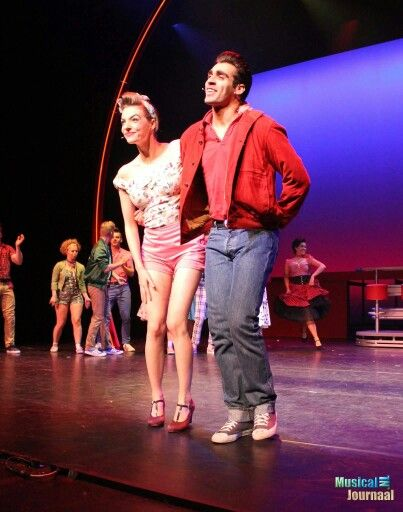 #Grease Marty & Sonny