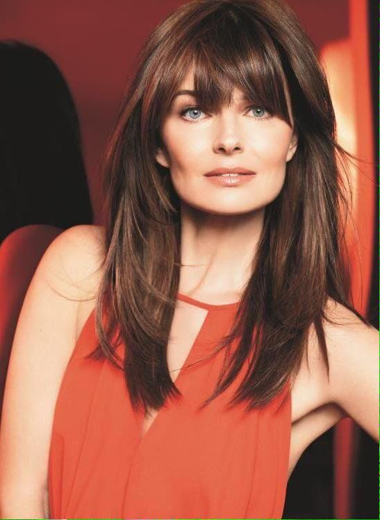 Best Look Paulina Porizkova Is Stunning For A Series Of Ads By