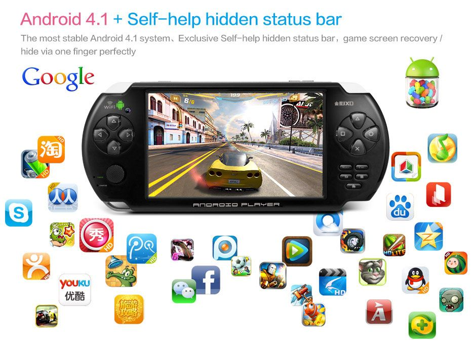 Jxd S5300 Original Firmware Internet Top Android Tablet Game Consoles Tablet Game Android Tablets Tablet