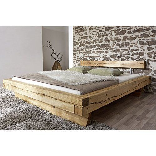 Sam Holzbett Johann 180 X 200 Cm Mit Schubkasten Bett Aus Geolter