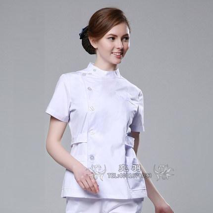 8ea993f4be7 Unique women hospital medical scrub clothes set sale design slim fit dental scrubs  nurse uniform - Blindly Shop