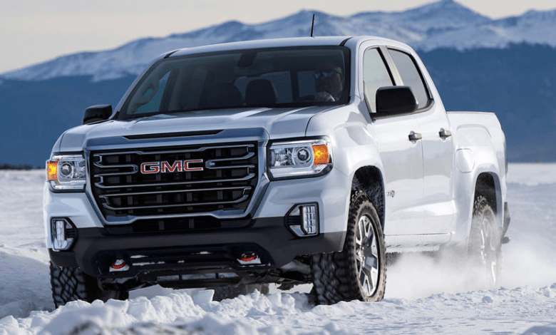 Pin On 2021 Gmc Canyon At4 Specs And Towing Capacity